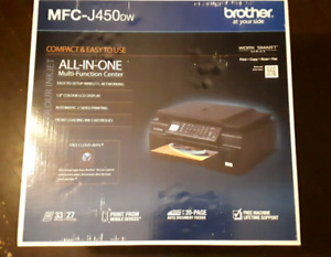 Brother MFC-J450DW Printer, BRAND NEW and SEALED