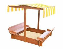 Lifespan Kids Skipper Sandpit with Canopy Leichhardt Leichhardt Area Preview