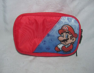 Mario Nintendo DS Case - Red - Fabric, Soft Sided