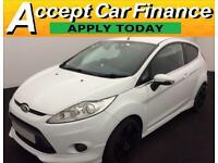 Ford Fiesta 1.25 ( 82ps ) 2009MY Zetec FROM £17 PER WEEK