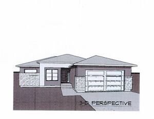 Lake lot in Oakbank! Home is to be built by G&E Homes!