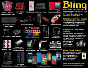 TABLET AND PHONE CASE'S, ACCESSORIES AND REPAIRS, 19+ VAPOR ZONE