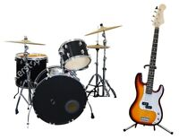GOOD BASS & DRUMS NEEDED - nv29