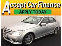 Mercedes-Benz C220 2.1CDI FROM £43 PER WEEK.