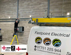 Electrician Greater Manchester - Fastpoint Electrical Solutions Ltd