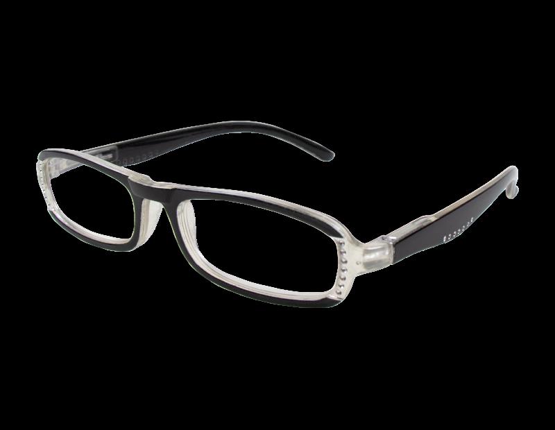 Modische Lesebrille Damen Herren Lesehilfe Dioptrien Design Wählbar Brille GEM