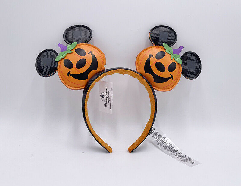 2021 Disney Parks Ears Collection Pumpkin Halloween Jack O