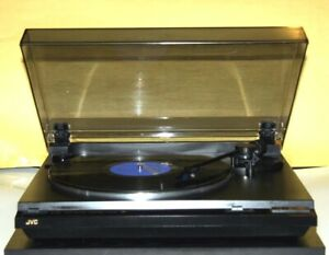 JVC Turntable Model AL-A151 With Needle Cartridge