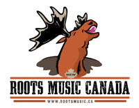 Write about roots music, help artists build their careers!