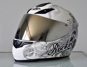 Women motorcycle helmet