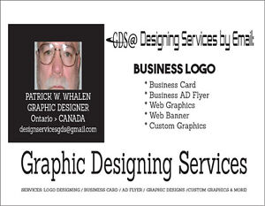 Design Services by EMAIL Peterborough Peterborough Area image 1
