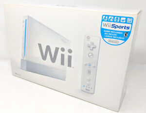 Used Nintendo Wii console plus extras