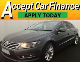 Volkswagen CC 2.0TDI ( 140ps ) BMT 2013MY GT FROM £46 PER WEEK.