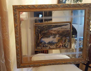 PICTURE MIRROR ITALIAN HAND CRAFTED