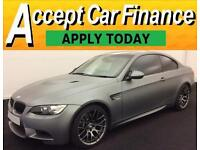 BMW M3 FROM £129 PER WEEK!