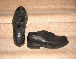 Men's Casual and Dress Shoes (Johnston and M, Clarks) - 9, 9.5 Strathcona County Edmonton Area image 4