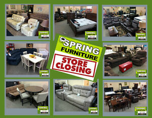 STORE CLOSING LIVE AUCTION...JUST A SHORT DRIVE NORTH!