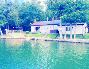 Kingston Waterfront cottage OPEN HOUSE TODAY Lake front house