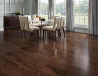 Al and son will install your hard wood floor from 1$/ft