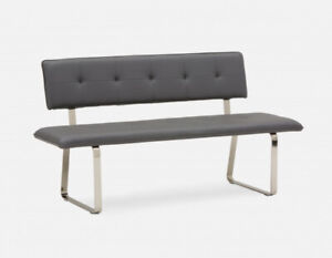 LUCAS Structube Dining Bench Chair