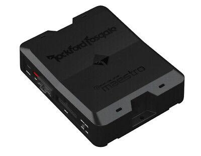 ROCKFORD FOSGATE 8-Kanal Auto Verstärker DSP DSR1 Signalprozessor APP-Steuerung