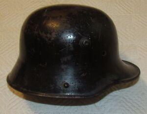 3 German Helmets