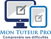 Tutorat : MonTuteurPro 100% virtuel