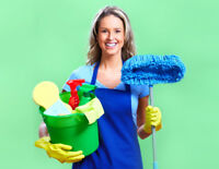 ECONOMIC CLEANING SERVICES FOR HOUSE/CONDO AVAILABLE TODAY $25PH