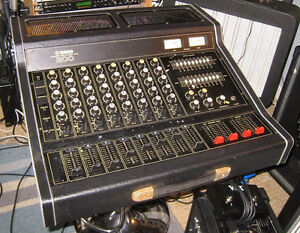 Yamaha Powered Mixer