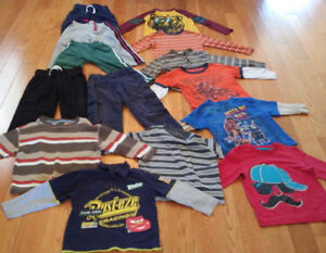 Boys Fall/Winter Clothes (Size 4) -large variety!