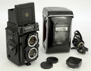 YASHICA MAT 124 G MOYEN FORMAT 120 TLR  PARFAITE CONDITION