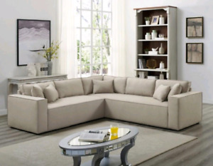 Brand new never used sectional couch!