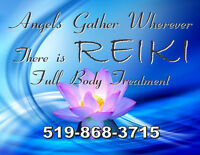 Reiki healing on your pets