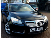 59 PLATE 2009 Vauxhall Insignia 2.0 CDTi 16v SE DIESEL AUTOMATC+YEAR PCO LICENCE