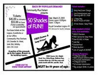 50 Shades Of Fun!