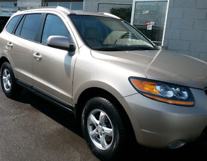 HYUNDAI 2008.  LEATHER SEATS. SUNROOF. FULL  OPTION.