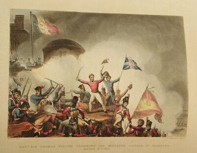 Wellington's Victories, Jenkins' Martial Achievements, Subscription Copy