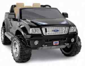 Power wheels F150