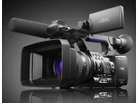 videographer seeks work