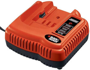 @#@New chargeur perceuse Black&Decker 9.6-24V Fast Charger