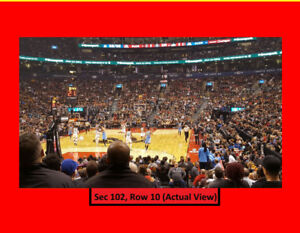 #==Raptors Tickets v HOUSTON ROCKETS: Mar-5.Upper/Lower.Cheap==#