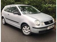 2004 VOLKSWAGEN POLO TWIST, AUTOMATIC, VW, FULL SERVICE HISTORY & 1 PREVIOUS OWN