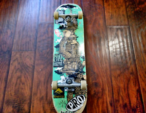 3 Skateboards for sale.
