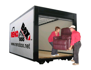 Mobile Storage/ Moving 8'x16' Only $10/day