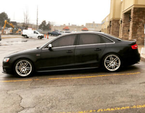2013 Audi S4 Manual 6MT Premium Navigation Carbon Sports Diff