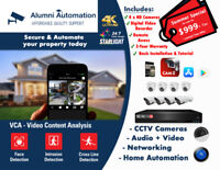 Security Camera Installation & Repairs | Home Automation