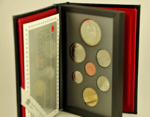 1988 Canada Double Dollar Proof Set of Coins