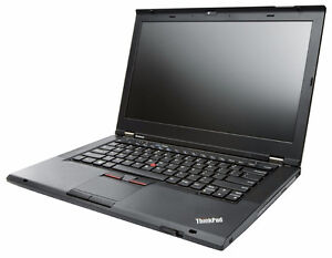 Lenovo ThinkPad T510/520/530 Core i5-1st/2nd/3rd Gen from $350
