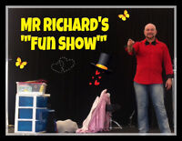 Magician for Hire! Book now for Birthdays and any event!