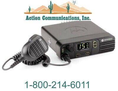 New Motorola Xpr 4350 Uhf 450-512 Mhz 40w 32 Channel Two Way Radio